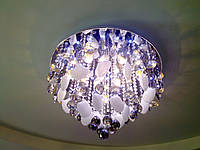 Установка люстр, монтаж світильників