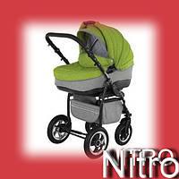 Универсальная коляска 2в1 Adamex Nitro Len