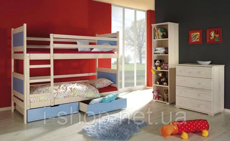 Двухярусная кровать Maciek