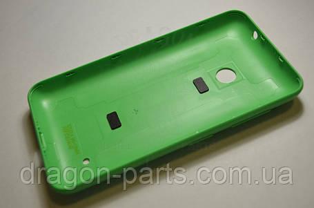 Задняя крышка  Nokia Lumia 530 зелёная оригинал , 02507L4, фото 2