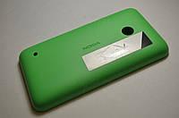 Задняя крышка  Nokia Lumia 530 зелёная оригинал , 02507L4
