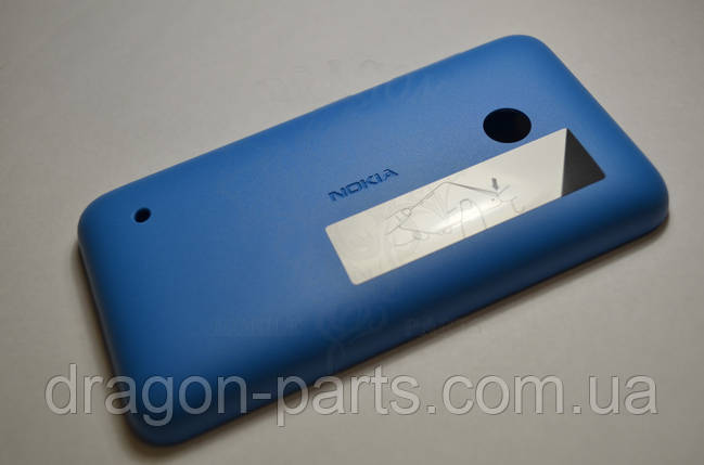 Задняя крышка  Nokia Lumia 530 синяя оригинал , 02507L5, фото 2