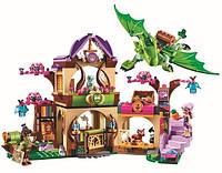 Конструктор Bela серия Fairy 10504 Секретный рынок (аналог Lego Elves 41176)