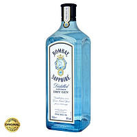 Джин Bombay Sapphire (Бомбей Сапфир) 47% 1л