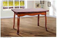 Стол обеденный+раскладной Гаити 120(+40)х70х75 (светлый орех)