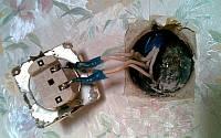 Послуги електрика, ремонт електрики, заміна розеток