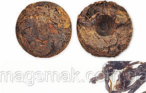Чай шу- и шен- ПУЭР, миниточи в мешочке, 50шт*4,5 г, фото 3