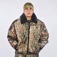 Куртка для полювання і риболовлі утеплена - Камиш