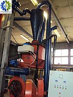 Производим линии грануляции биомассы (пеллет) и комбикорма любой сложности