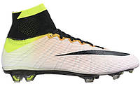 Футбольные бутсы Nike Mercurial Superfly 2016 (найк) белые