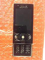 Sony Ericsson G705 дисплей+корпус+шлейф ОРИГИНАЛ Б/У, фото 1