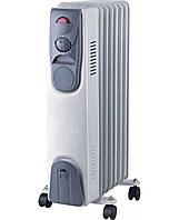 Масляный обогреватель 7 секций Luxel Oil-Filled Heater Nsd-200 1500W VN