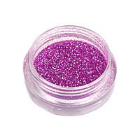 Фиолетовый глиттер для ногтей №21