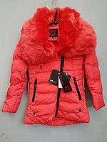 Куртка  зимняя для девочки  подростковая  HV-EXP79.ПОЛЬША., фото 1