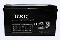 Аккумуляторная Батарея UKC 12 V 100 А Мощный аккумулятор
