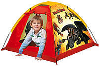 Детская палатка-тент большая Как приручить дракона John (JN76104)