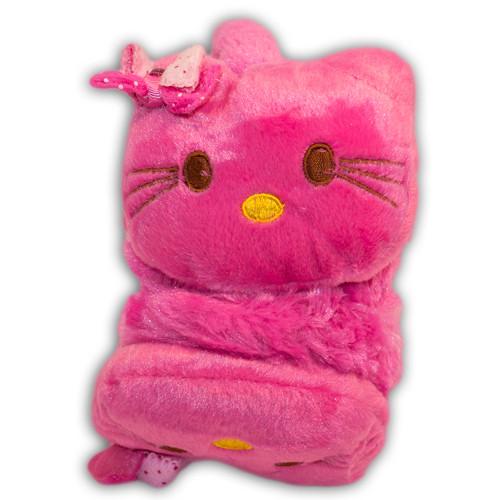 Наушники из искуственного меха Kitty, производитель Китай, модель CM0002