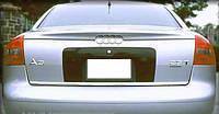 Спойлер на крышку багажника ( утиный, липовый спойлер ) Audi A6 C5
