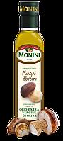 Оливковое масло Monini Funghi Porcini (с белыми грибами) extra vergine, 250 мл.