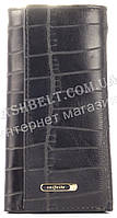 Стильная прочная компактная надежная кожаная ключница SALFEITE art. 2232BT-E81 черный, фото 1