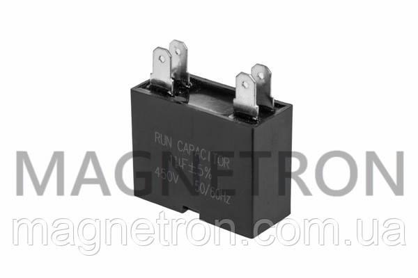 Конденсатор для кондиционеров 1uF 450V CBB61, фото 2