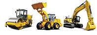 Услуги спецтехники, аренда строительной техники, услуги специальной строительной и дорожной техники