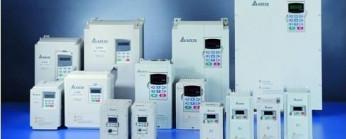 Преобразователи частоты Delta Electronics