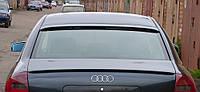 Спойлер заднего стекла (козырек, бленда) Audi A6 C5