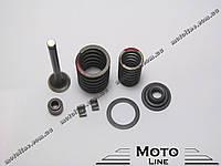 Клапан выпускной комплект на скутер 4т GY6 139QMB 50/80cc GXmotor