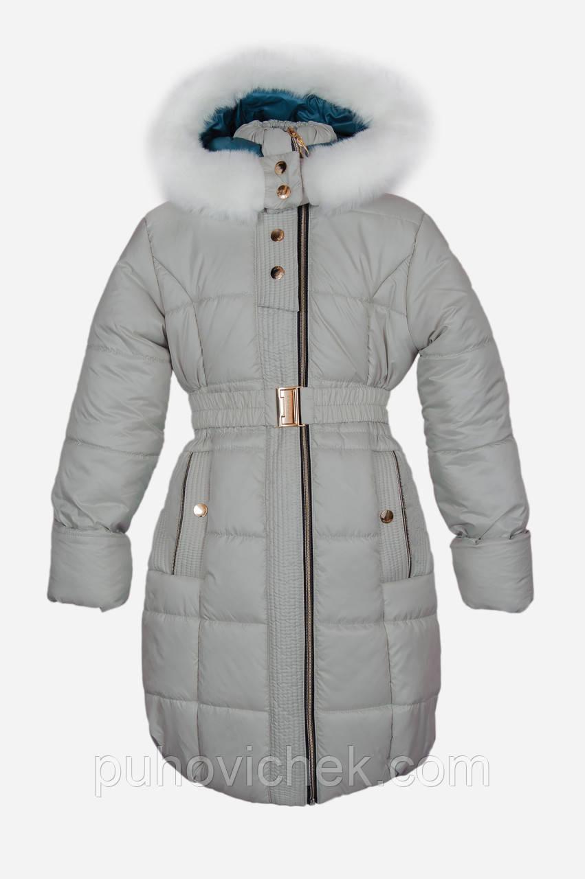 Детское пальто для девочки весна