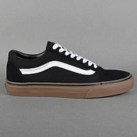Кеды Vans Old Skool Black GUM 36-44.5 рр. 39 40086a5081cb1
