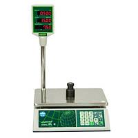 Весы торговые Jadever JPL30 LED со стойкой