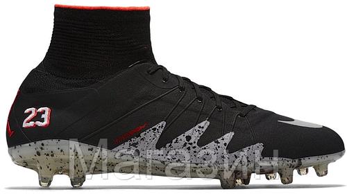 Купить Футбольные бутсы Nike Hypervenom (найк) черные 42 в Киеве недорого a36e9137eb94c