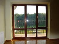 Окна, двери, балконы Rehau