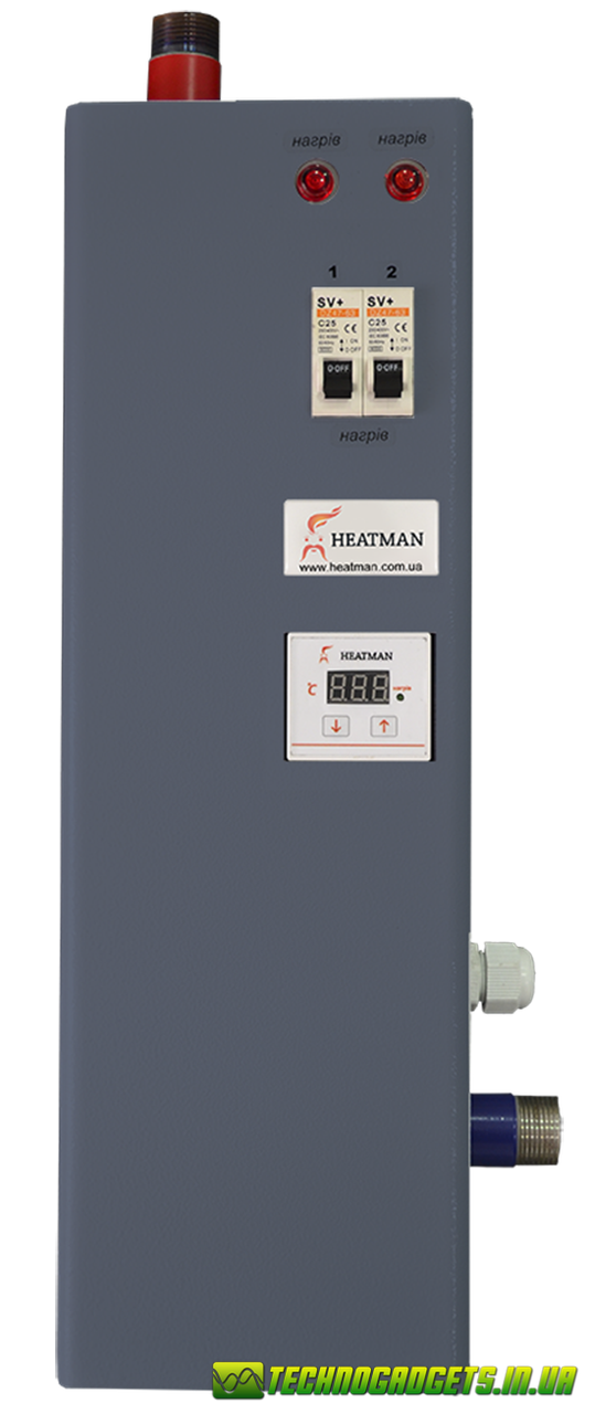 Котел электрический Heatman Light 4,5кВт 220В (без насоса)