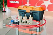 Оборудование для ремонта газо-масляных амортизаторов 5 шт
