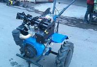 Мотоблок Кентавр МБ2091Д-2 (колеса 5.00-12 (2)) в сборе (код 800)