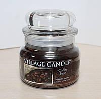 """Ароматическая свеча """"Кофейные зерна"""" в стекле Village Candle. 315 гр/ 55 часов"""