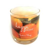 """Ароматическая кухонная свеча Village Candle """"Мандарин Манго"""". 150 гр/ 35 часов"""