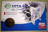 Материал для реконструкции и заполнения корневых каналов MTA+ mini