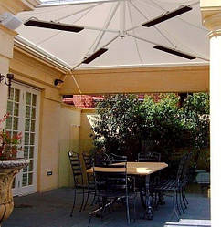 Отопление веранды или балкона зимой