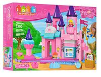 Конструктор детский 95 деталей Замок принцессы JDLT 5252