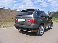 Накладка бампера BMW X5 E53