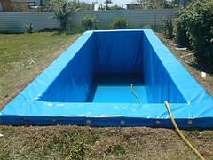 Изоляция из ПВХ для бассейна
