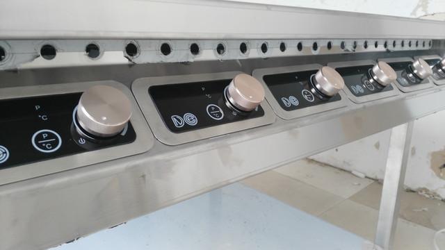 Индукционные плиты в Академии Кухни