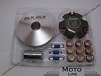 Вариатор передний спортивный на скутер 4т GY6 139QMB 50-100сс DLH