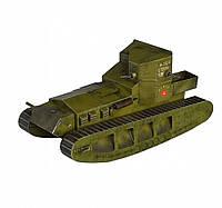 Картонная модель Танк Mk A Whippet (1917-1918 г.) 252-02 УмБум