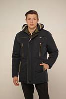 Зимова куртка з капюшоном, фото 1