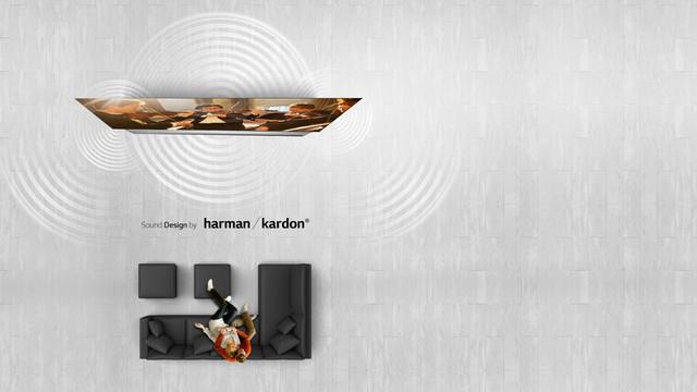 Звук, створений harman/kardon