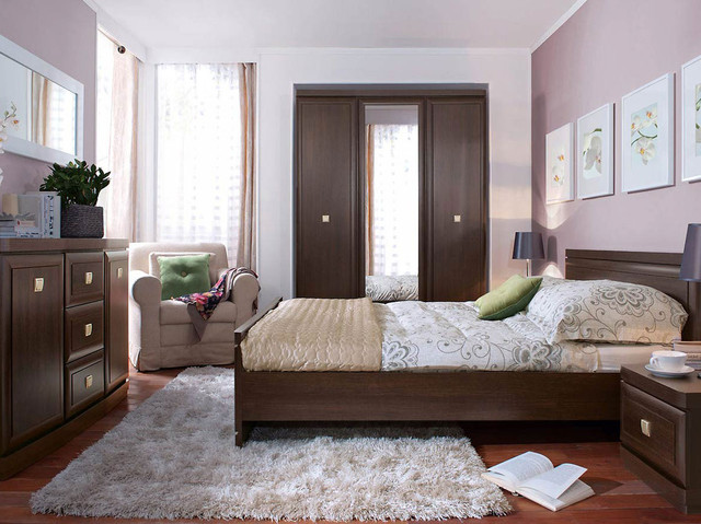 Спальня Орегон BRW